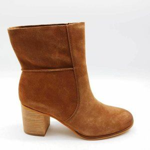 Frye Womens Phoebe Slouch Boots Brown 9.5
